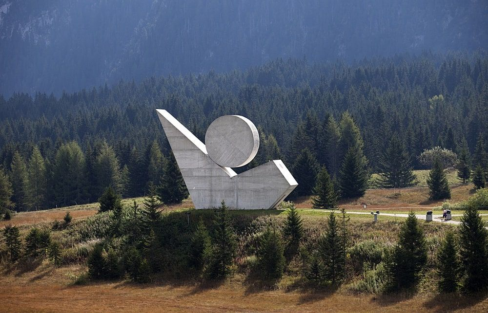 Monument de la Résistance - Plateau des Glières - Barrachin BTP