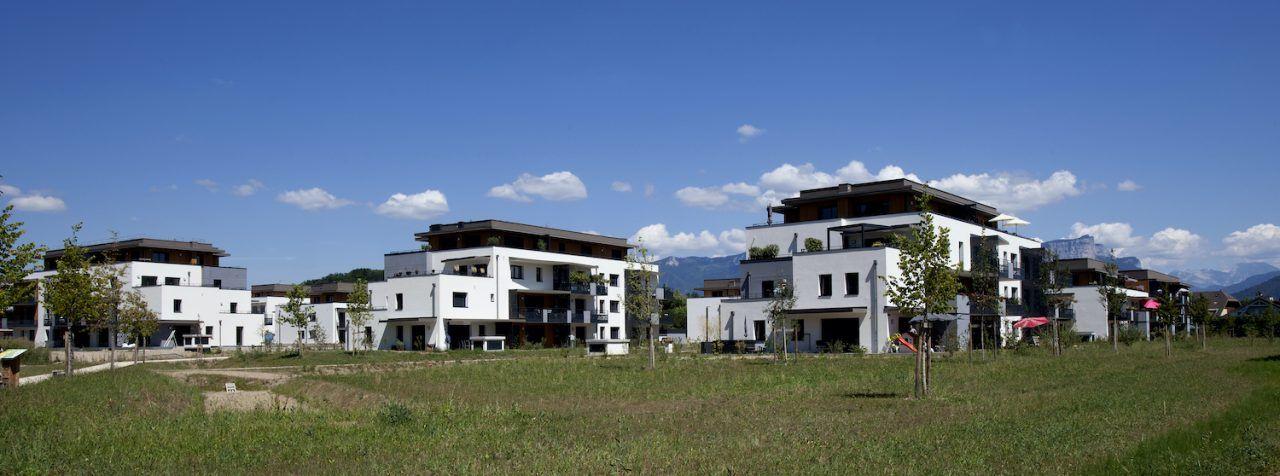 Les Naturelles à Epagny - Sogimm Edifim - Barrachin BTP