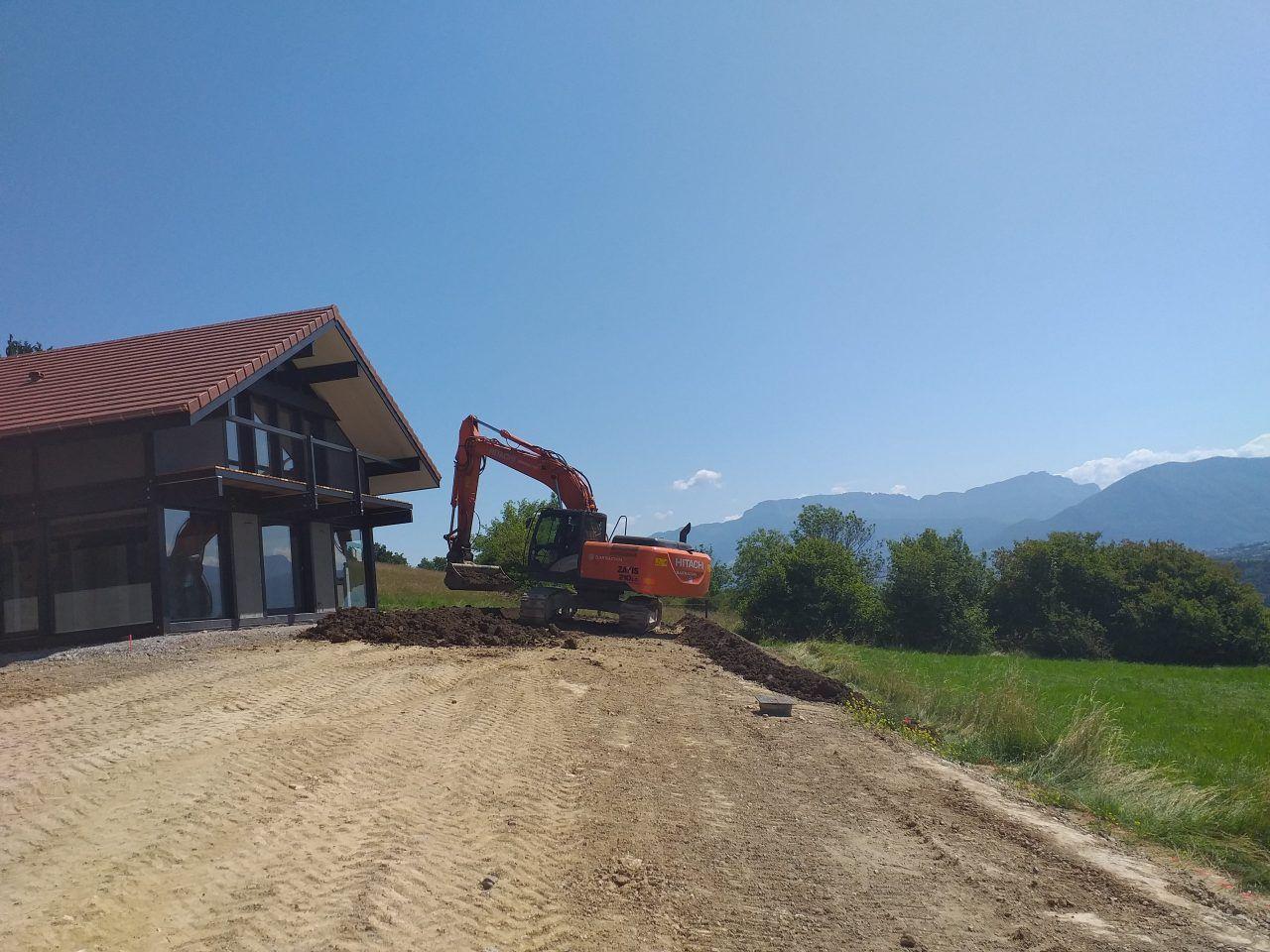 Construction Barrachin BTP Domaine de l'Ebène-TP