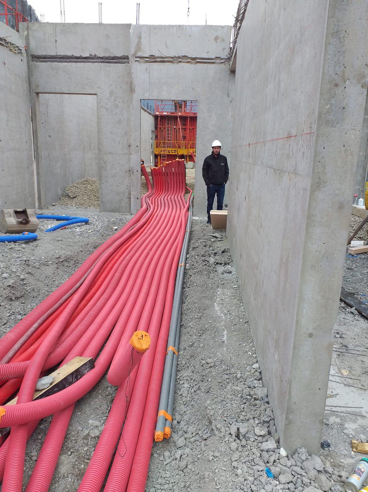 Bâtiment RET - Thônes - Barrachin BTP