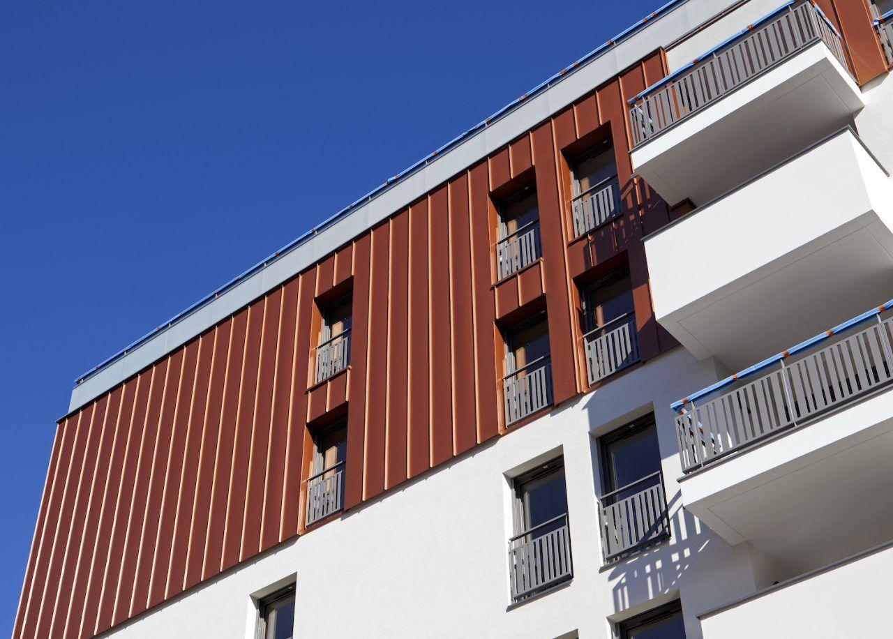 Le Triangle d'Or à Annecy - construction Barrachin BTP