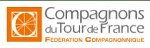 logo compagnons du tour de France